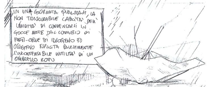 disegno-ombrello-rotto-dominique-fabbri-diego-bianco-e-nero